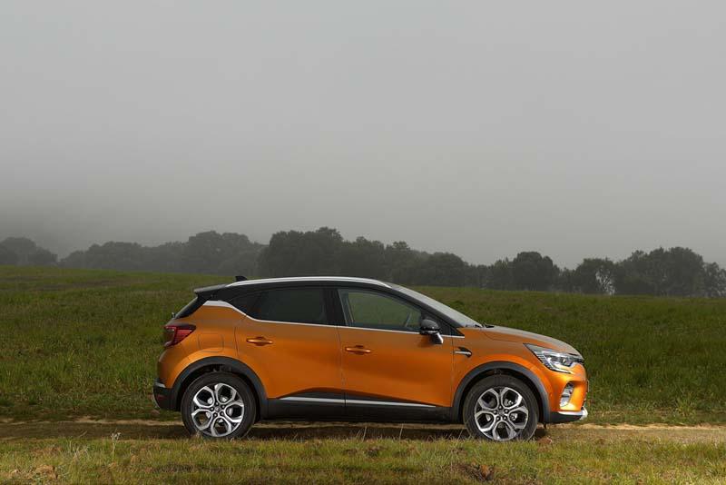 Foto Exteriores (8) Renault Captur Suv Todocamino 2020