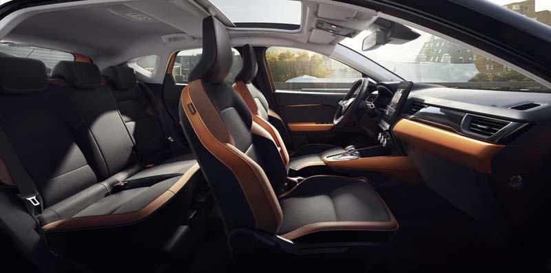 Foto Interiores Renault Captur Suv Todocamino 2020