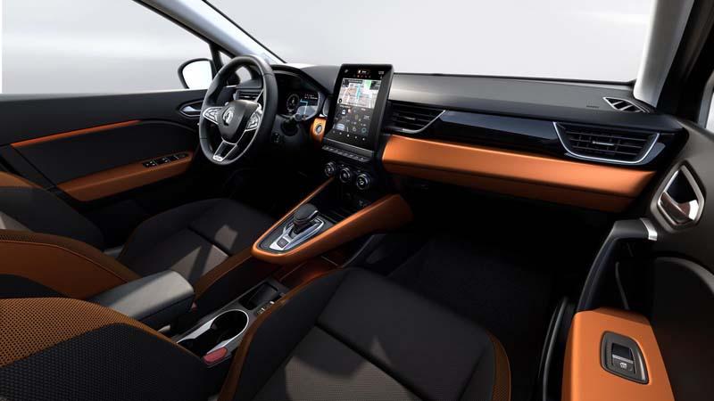 Foto Interiores (2) Renault Captur Suv Todocamino 2020