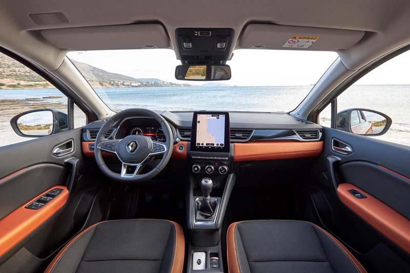Foto Salpicadero Renault Captur Suv Todocamino 2020
