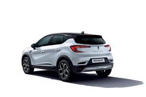 Foto Trasera Renault Captur-e-tech-plug-in Suv Todocamino 2020