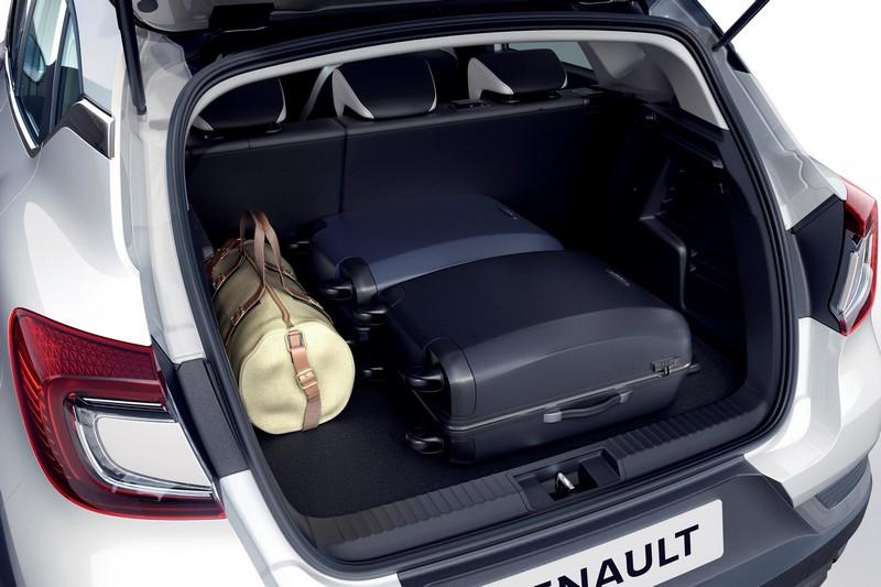Foto Interiores Renault Captur-e-tech-plug-in Suv Todocamino 2020