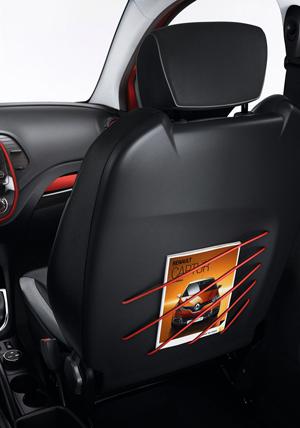 Foto Interiores Renault Captur-helly-hansen Suv Todocamino 2014