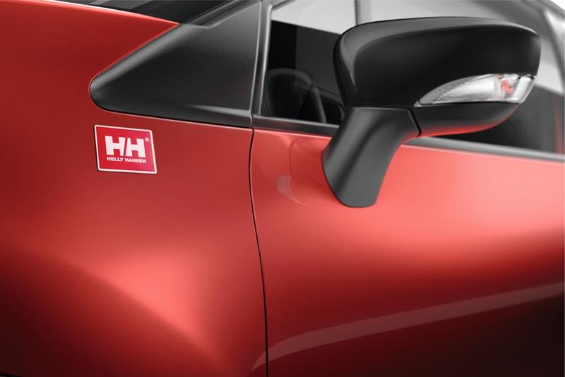 Renault Captur versión Helly Hansen