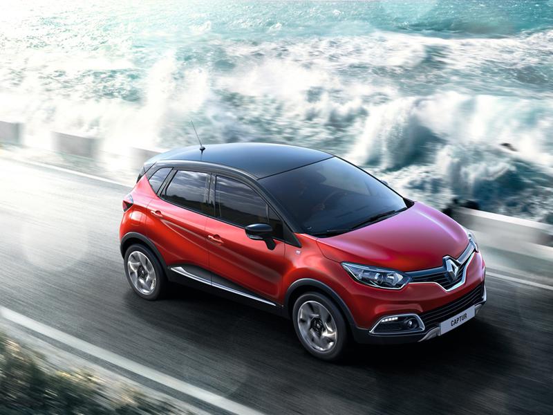Renault Captur edición especial