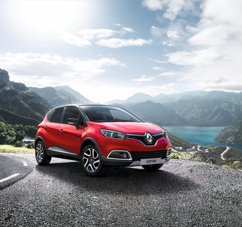 Renault Captur Helly Hansen 2014