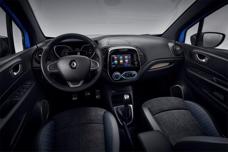 Foto Salpicadero Renault Captur S Edition Suv Todocamino 2018