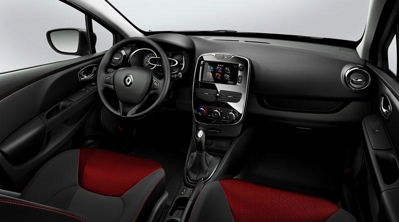 Renault Clio 2012, análisis plazas delanteras