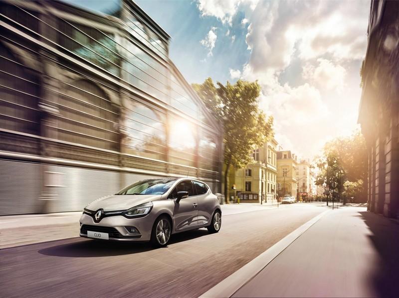 Foto Exteriores Renault Clio Dos Volumenes 2016