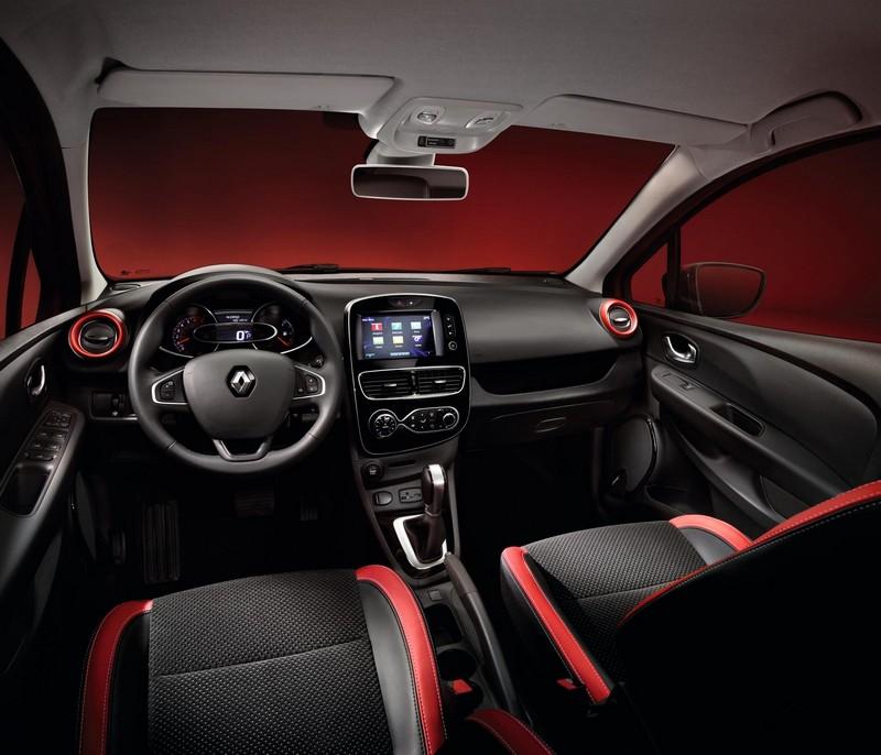 Foto Salpicadero Renault Clio Dos Volumenes 2016