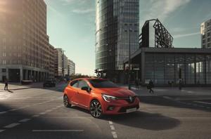 Foto Delantera Renault Clio Dos Volumenes 2019