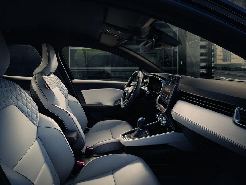 Foto Interiores Renault Clio Dos Volumenes 2019
