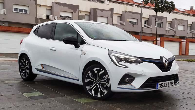 Foto Exteriores Renault Clio E Tech Dos Volumenes 2020