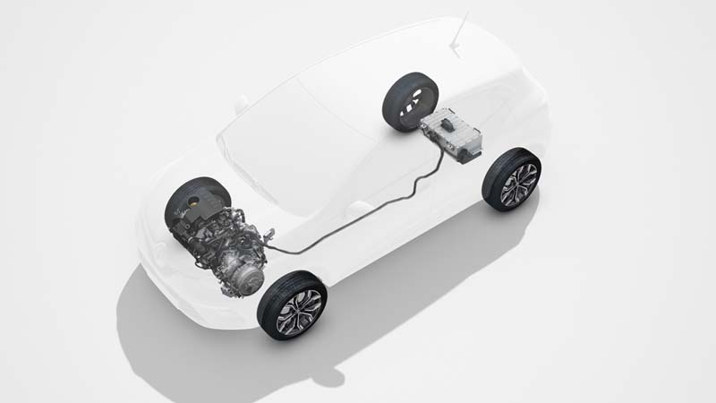 Foto Tecnocas Renault Clio E Tech Dos Volumenes 2020
