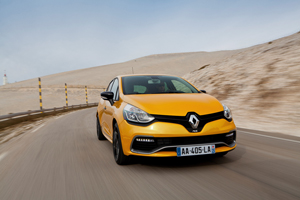 Renault Clio-rs-200 2013