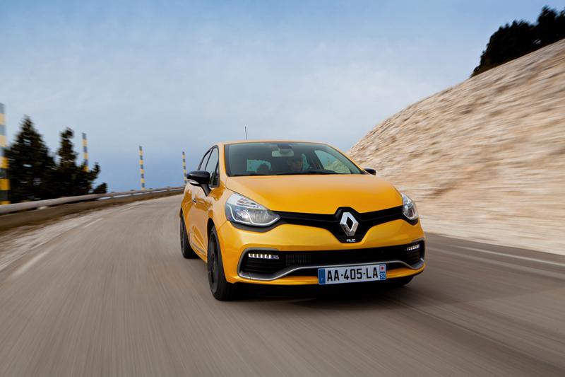 Foto Exteriores Renault Clio Rs 200 Dos Volumenes 2013