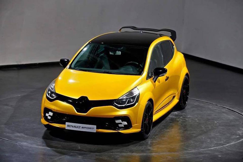 Renault Clio RS KZ 01