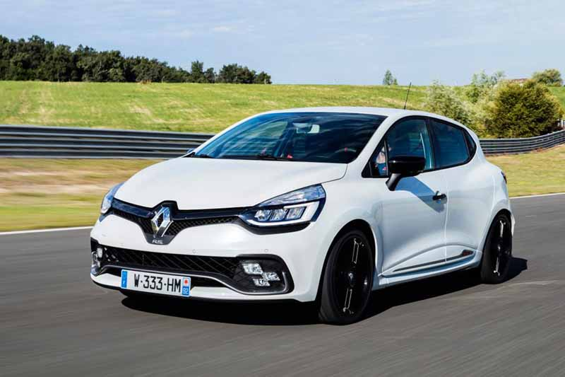 renault clio rs trophy 2016 prueba a fondo. Black Bedroom Furniture Sets. Home Design Ideas