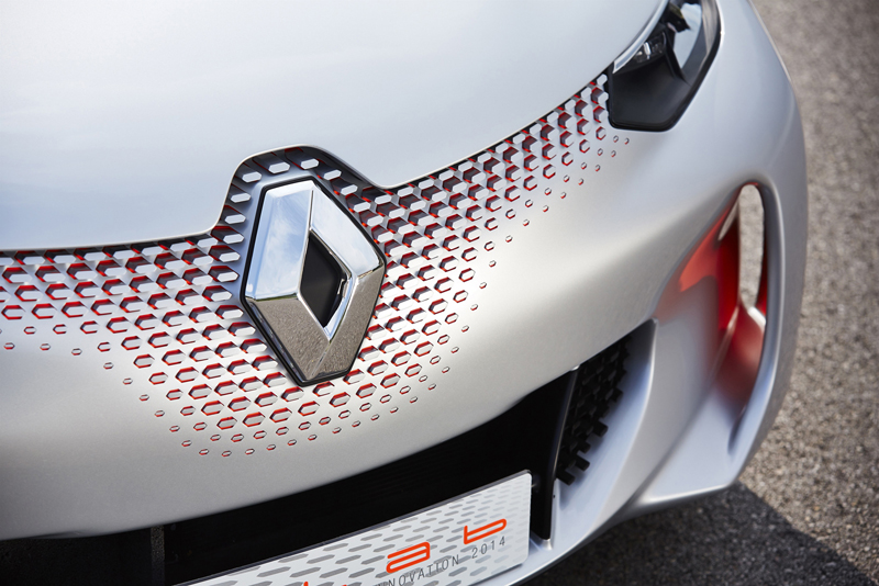 Foto Detalle Renault Eolab Concept 2014