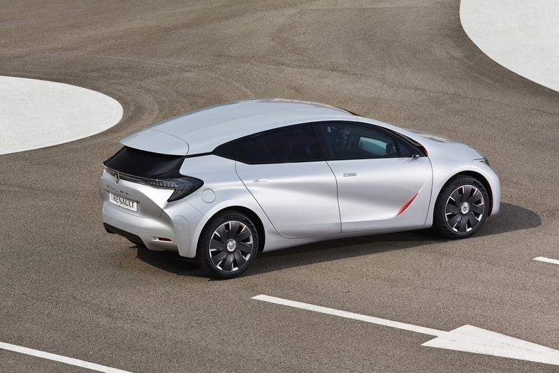Foto Exterior Renault Eolab Concept 2014