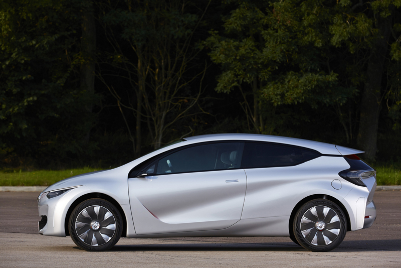 Foto Lateral Renault Eolab Concept 2014