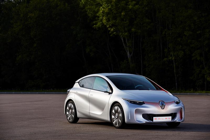 Foto Perfil Renault Eolab Concept 2014