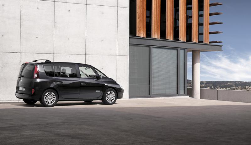 Foto Exteriores Renault Espace Monovolumen 2010