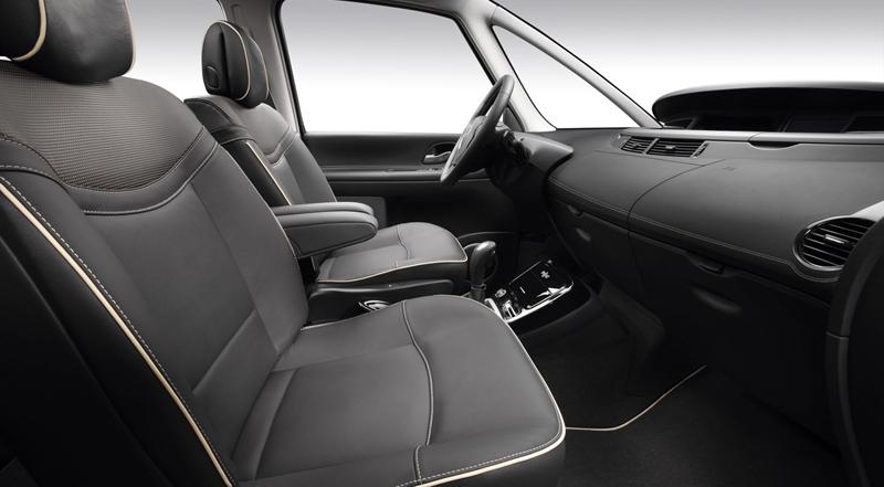 Foto Interiores Renault Espace Monovolumen 2010