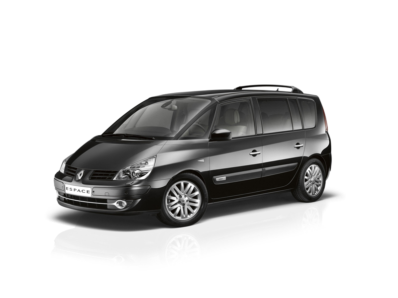 Foto Lateral Renault Espace Monovolumen 2010