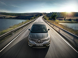 Foto Exteriores (2) Renault Espace Monovolumen 2014