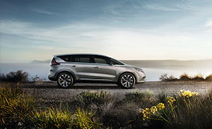 Foto Exteriores (3) Renault Espace Monovolumen 2014