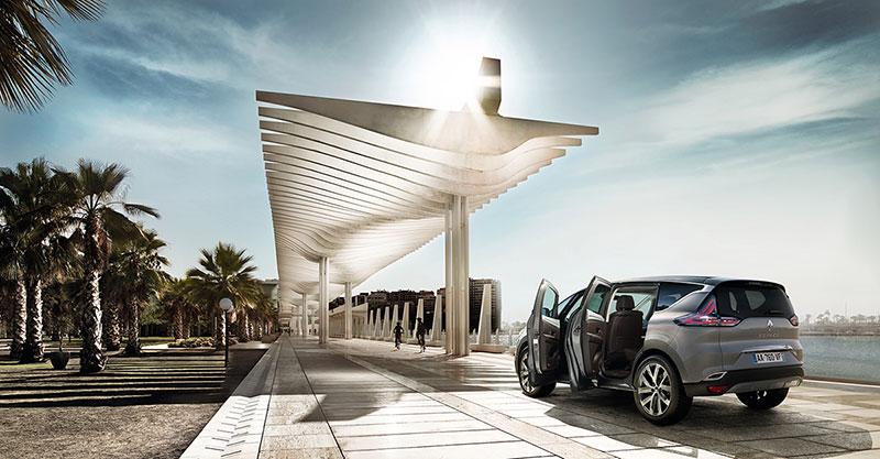 Foto Exteriores (10) Renault Espace Monovolumen 2014