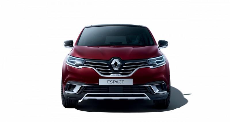 Foto Delantera Renault Espace Monovolumen 2020