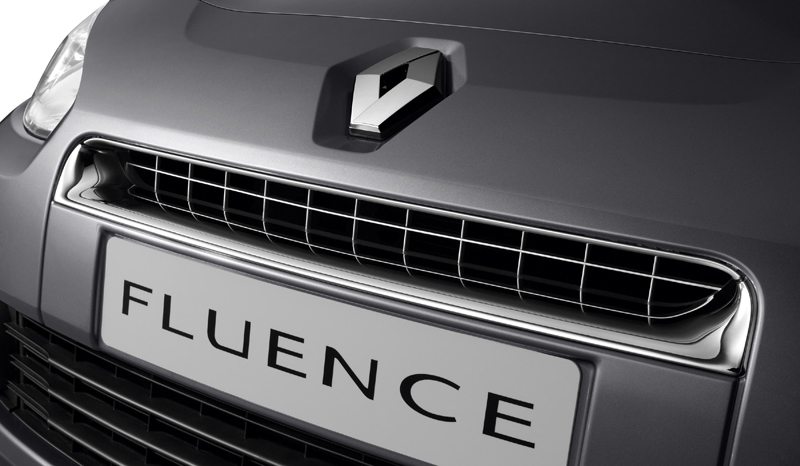 Foto Detalles Renault Fluence Sedan 2009