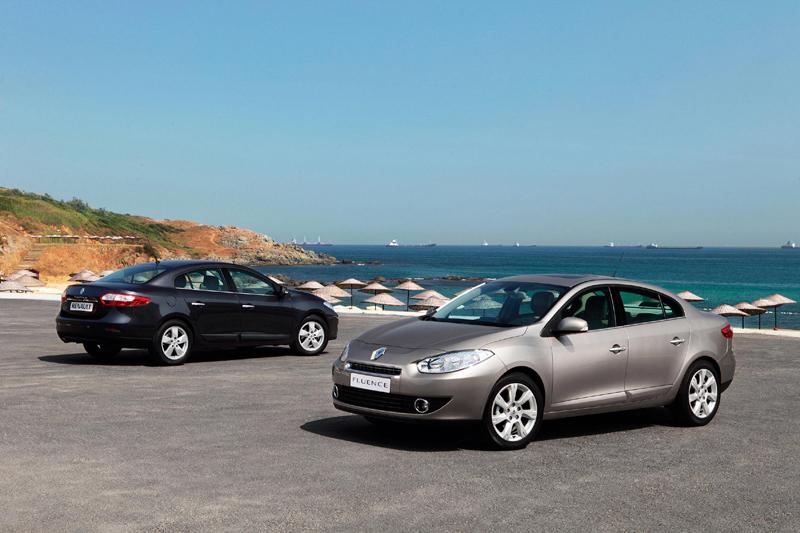 Foto Exteriores Renault Fluence Sedan 2009
