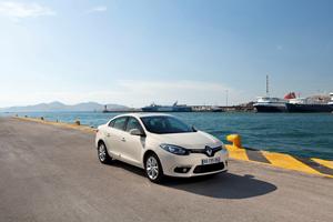 Nuevo Renault Fluence 2012