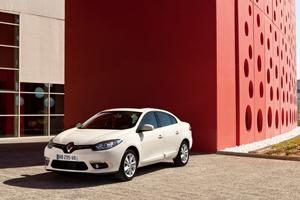 Foto Exteriores (2) Renault Fluence Sedan 2012
