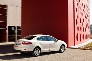 Foto Exteriores Renault Fluence Sedan 2012