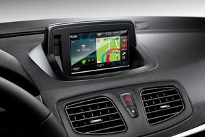 Foto Interiores Renault Fluence Sedan 2012