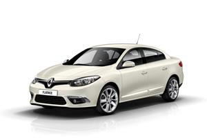 Foto Perfil Renault Fluence Sedan 2012