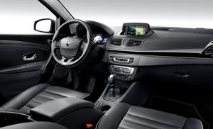Foto Salpicadero Renault Fluence Sedan 2012