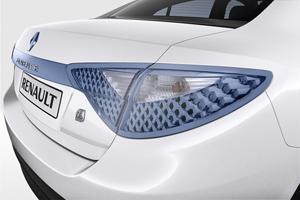 Foto Detalles-(1) Renault Fluence-ze Sedan 2010