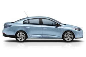 Foto Exteriores-(2) Renault Fluence-ze Sedan 2010