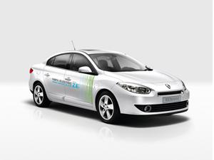 Foto Exteriores Renault Fluence-ze Sedan 2010