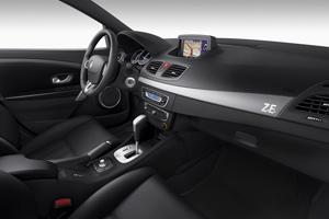 Foto Salpicadero Renault Fluence-ze Sedan 2010