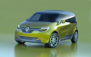 Foto Delantera Renault Frendzy Monovolumen 2011