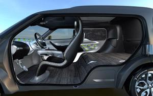 Foto Interiores (2) Renault Frendzy Monovolumen 2011