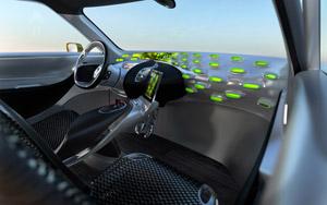 Foto Interiores (3) Renault Frendzy Monovolumen 2011