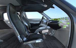Foto Interiores (4) Renault Frendzy Monovolumen 2011