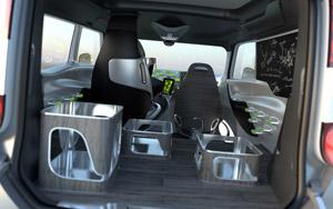 Foto Interiores Renault Frendzy Monovolumen 2011